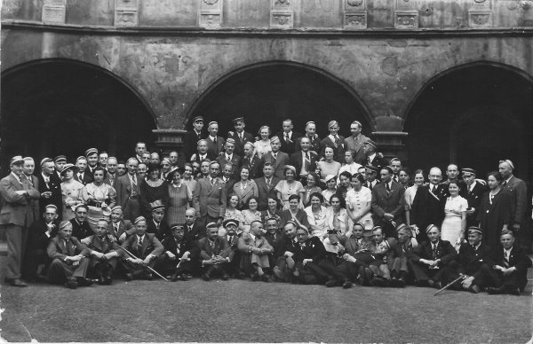 25. Stiftungsfest 1935