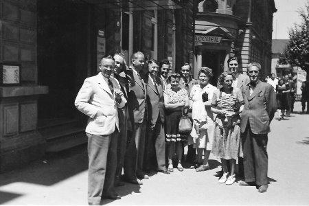 Verlobung 1947